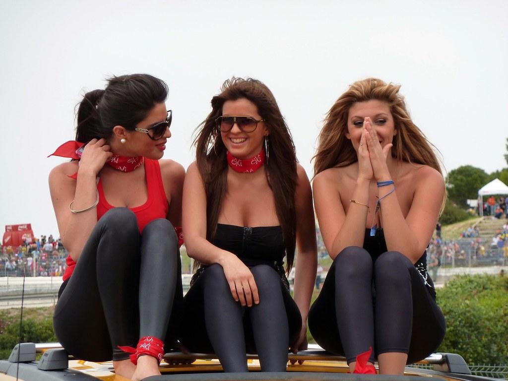 Paddock girls | MotoGP Jerez | Lars Igelström | Flickr