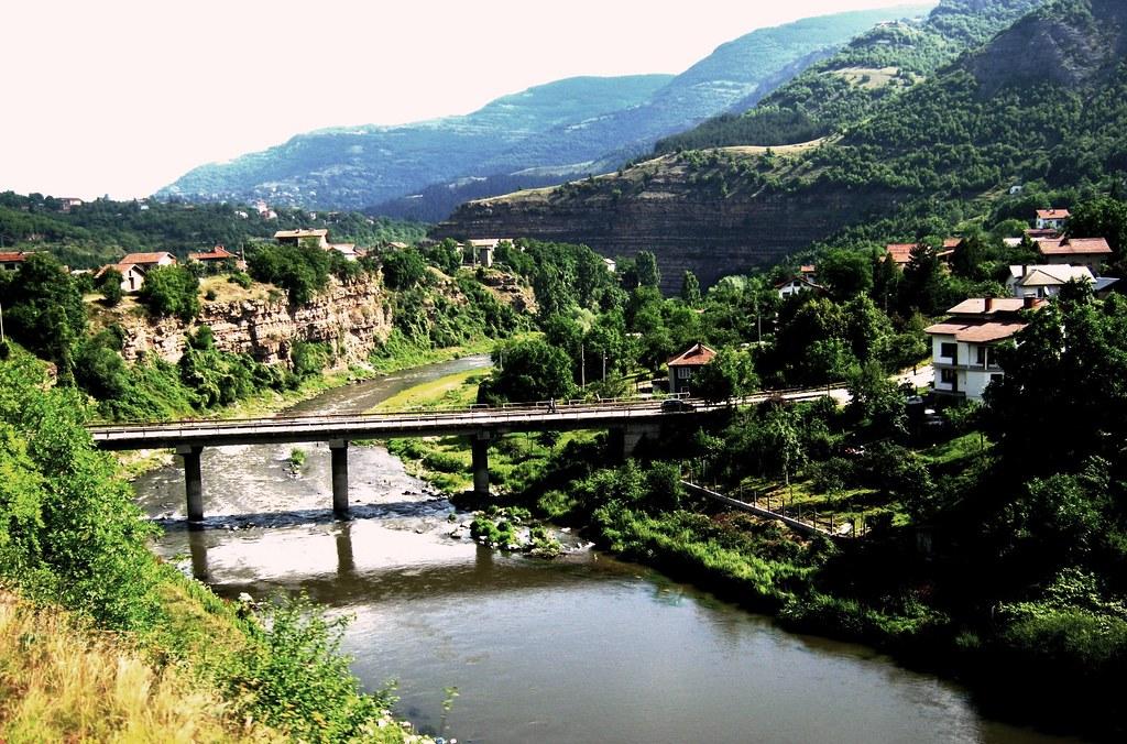 ... river and Stara planina mountain, Bulgaria | Northeast… | Flickr