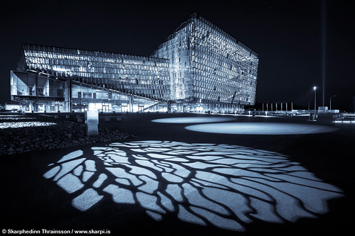 Harpa Concert Hall and Conference Center - Reykjavík Iceland | by skarpi - www.skarpi.is