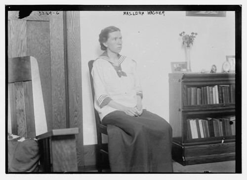 Mrs. Lora Wagner  (LOC) | by The Library of Congress