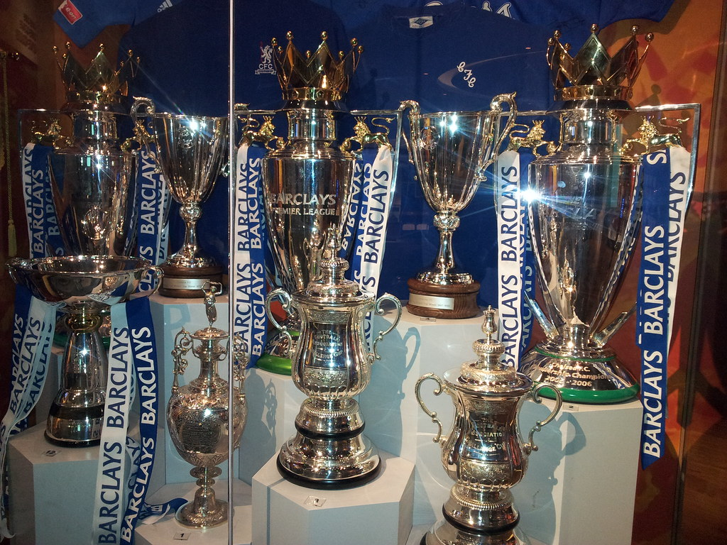 The Trophy Room At Chelsea Museum