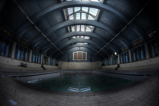 Abandoned Swimming pool ::  ( explore ) | by andre govia.