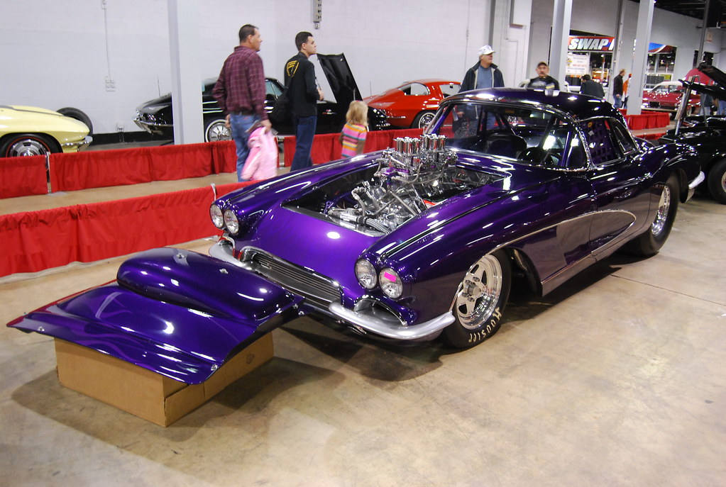 1959 corvette drag car the instigator flickr. Black Bedroom Furniture Sets. Home Design Ideas