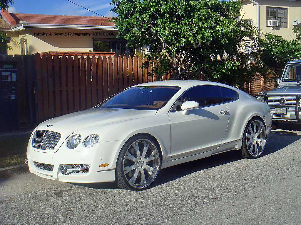 Bentley Continental Gt Mansory Kev Cook Flickr