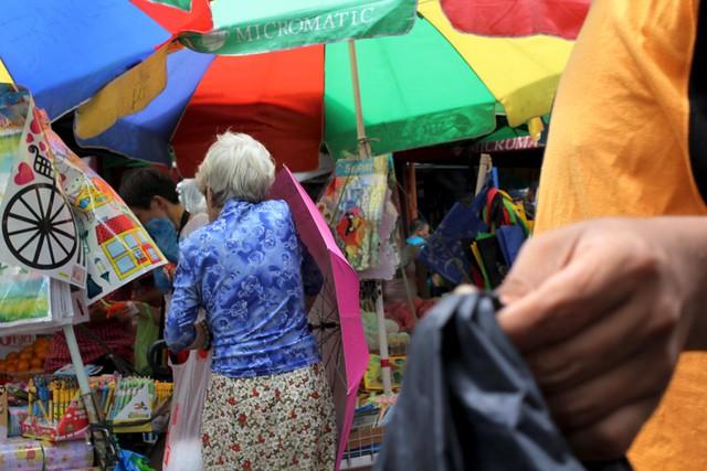 Market in Quiapo, Manila