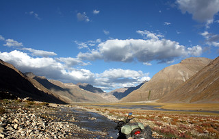 Water Crossing, Zanskar Valley | by Sreejith R Krishnan