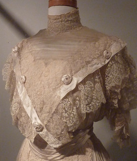 Victorian Clothes - Nainamo, BC museum | by Ali Bear