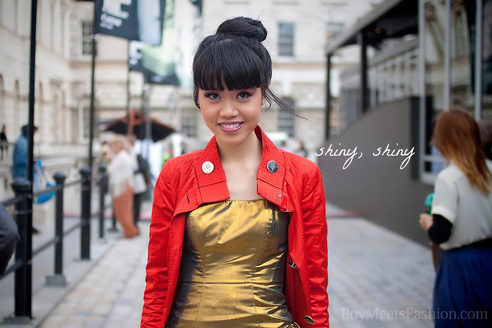 Street Style London Fashion Week Ss12 Flickr