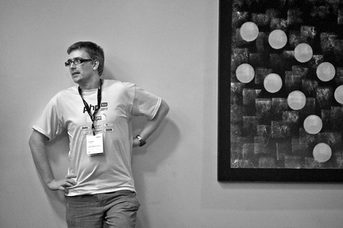 Jeremy Coates - Magma Digital - PHPNW11 Organiser And Platinum Sponsor | by Stuart Herbert