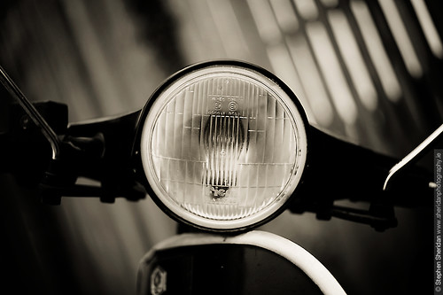 Day 284 - Headlight | by sheridanphoto