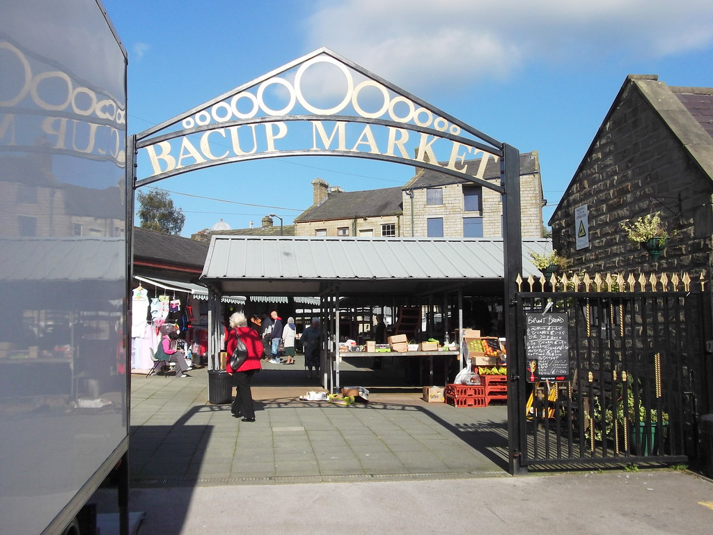 bacup market union street bacup open every wednesday s flickr. Black Bedroom Furniture Sets. Home Design Ideas