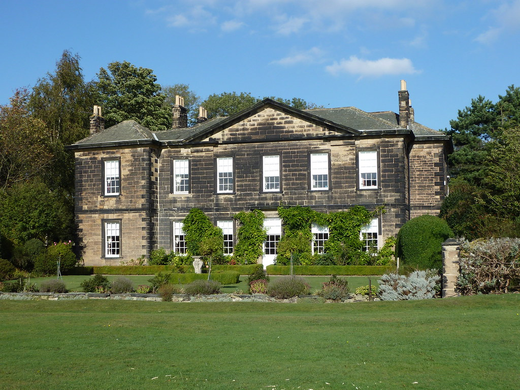 Heath house heath wakefield yorkshire a magnificent for Wakefield house