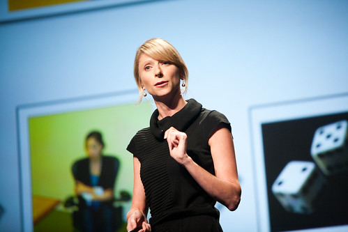 Amy Cuddy - PopTech 2011 - Camden Maine USA | by poptech