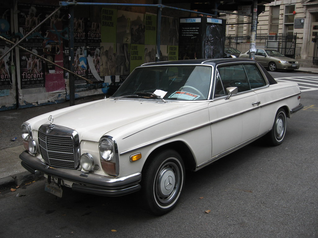1971 mercedes benz 250c 1971 mercedes benz 250c new york for Mercedes benz nyc