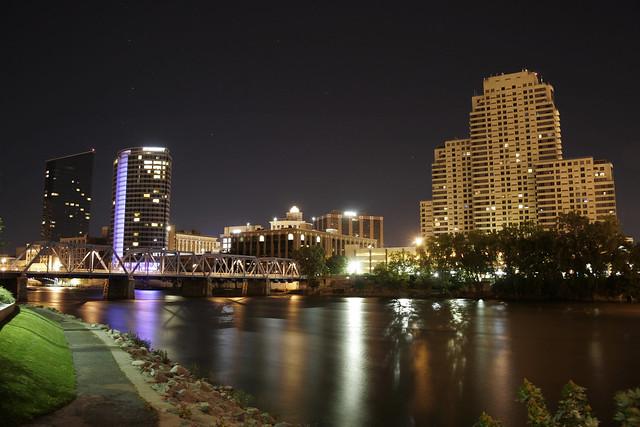 Grand Rapids Skyline Flickr Photo Sharing