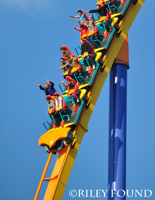 Behemoth Roller Coaster | Flickr - Photo Sharing!