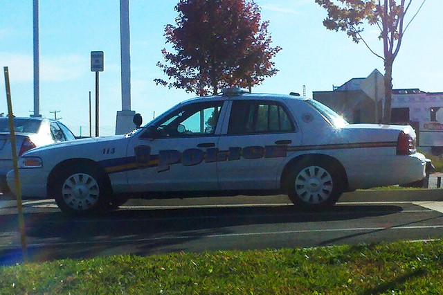 Northern Virginia Community College Police 106