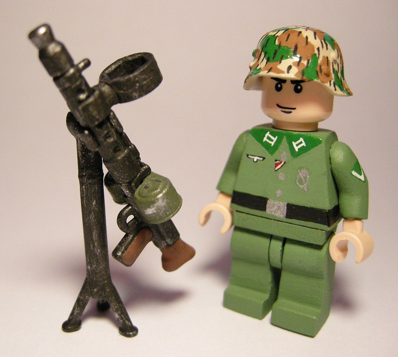 Aa Mg34 Brickarms Wwii So This Is What I Did With My