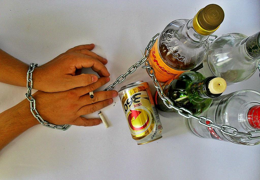Заговор на алкоголь самостоятельно