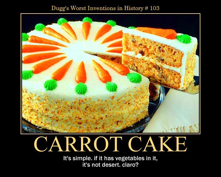 Carrot Cake And Diabetis