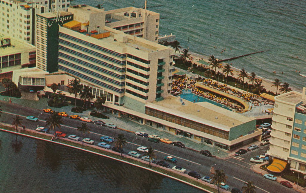 Hotel Algiers - Miami Beach, Florida
