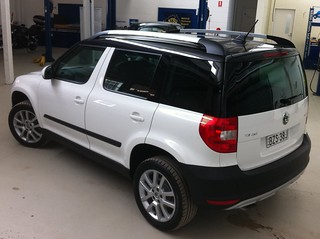 2011 Skoda Yeti 4X4 - NRMA Drivers Seat | by The National Roads and Motorists' Association