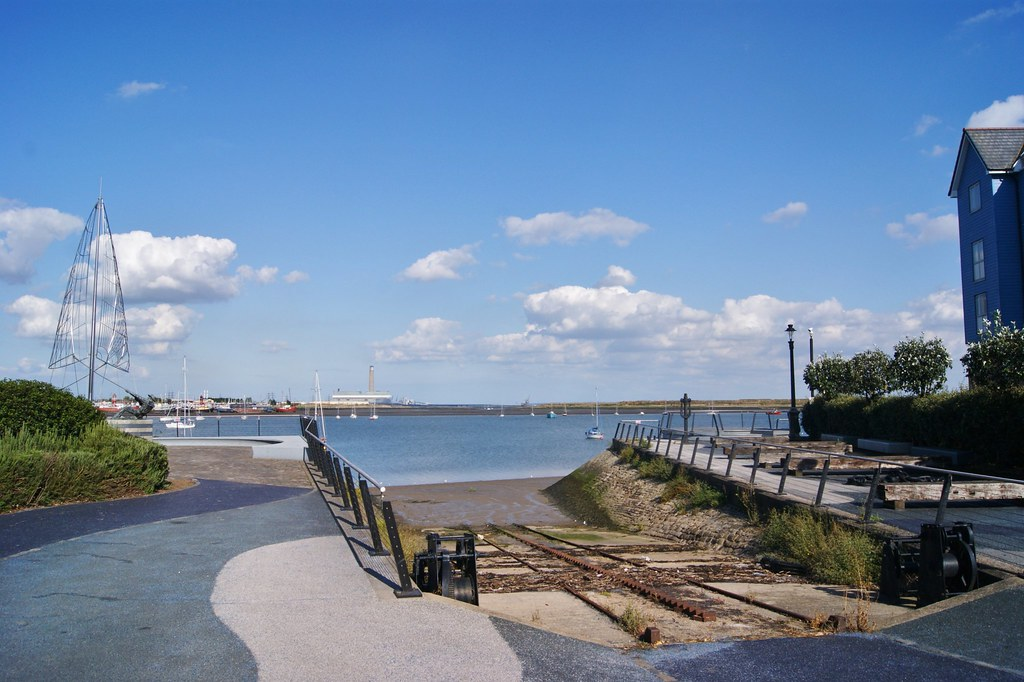 Image result for St Mary's Island, Medway
