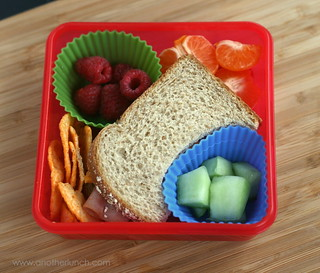 Bento scraps turned bento | by anotherlunch.com