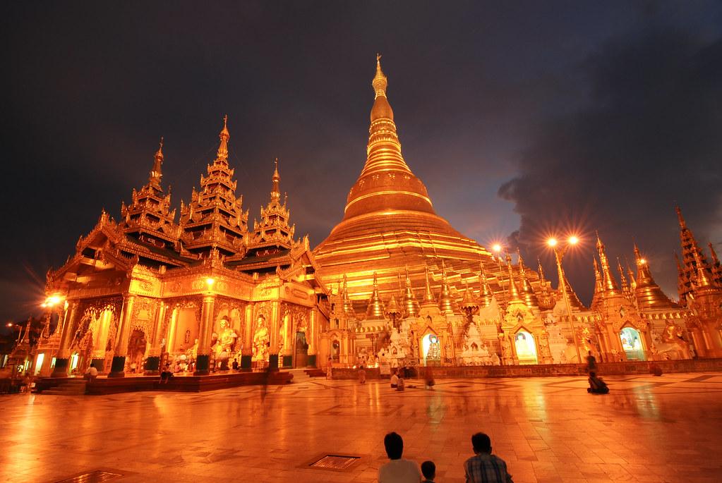 Yangon Myanmar  city pictures gallery : Shwedagon Pagoda Yangon, Myanmar | Shwedagon Pagoda Temple ...