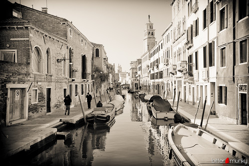 Venice Canal High Noon | by BitterMunky