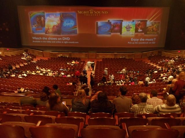 Sight And Sound Millennium Theatre Strasburg Pa Flickr