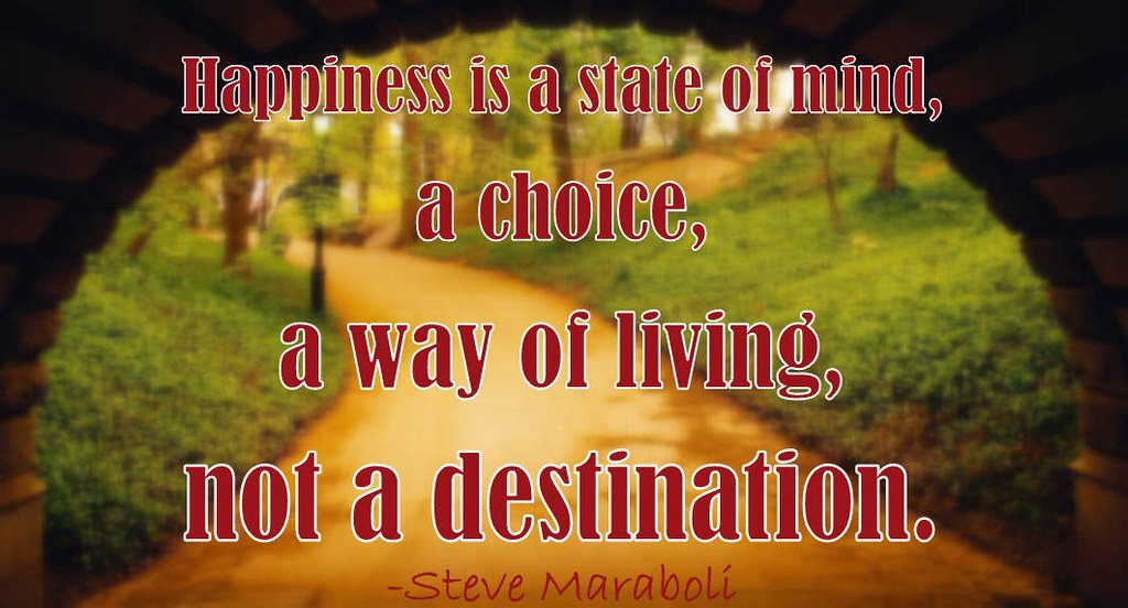 happiness is a state of mind pdf