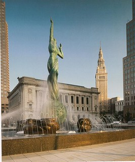 Cleveland War Memorial, Cleveland, Ohio | by Marshall M. Fredericks Sculpture Museum