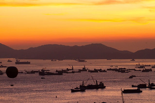 Fragrant Harbour: Sunset | by tamjty