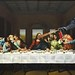 The Last Supper, Pepper-Sprayed