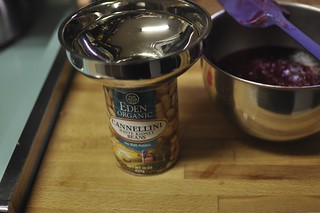 """canned"" homemade cranberry sauce 