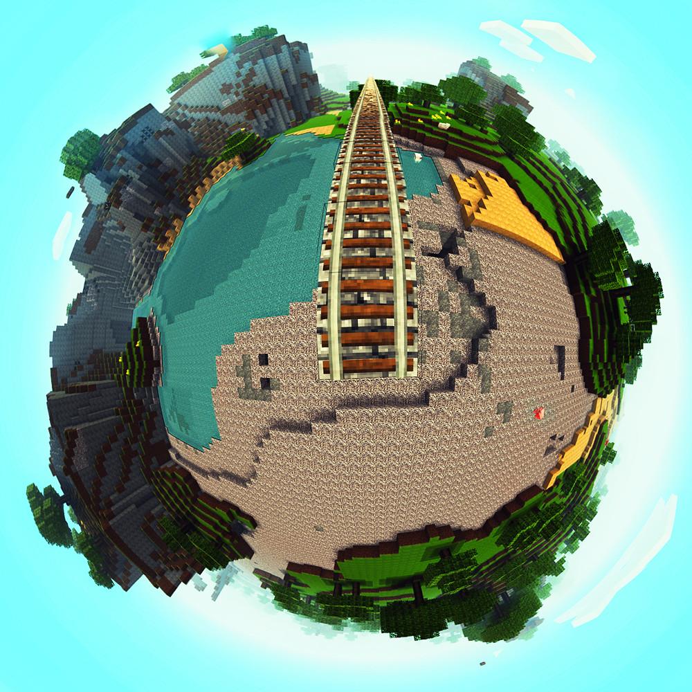 hd Epic World Round Sphere