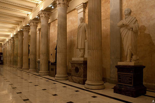 Hall of Columns | by USCapitol