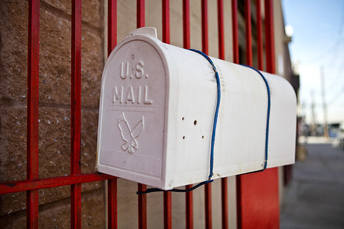 U.S. MAIL | by TerryJohnston