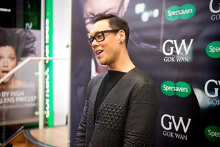 Specsavers: Gok Wan's Spring/Summer collection 2012 | by jaimelondonboy