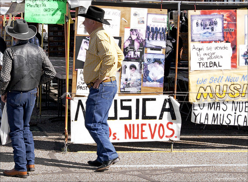 La Musica and Cowboys | by newmexico51