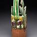 Flower frog vase, 2011 - Kelly Kessler