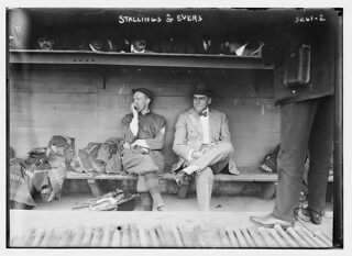 [George Stallings, manager, & Johnny Evers, player, Boston NL (baseball)]  (LOC) | by The Library of Congress