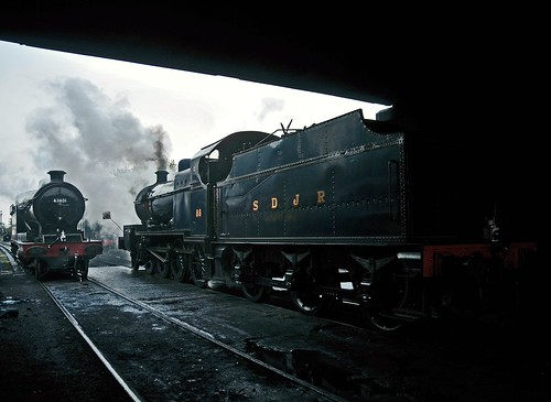 GCR Loughborough Shed | by FlyingScotsman4472
