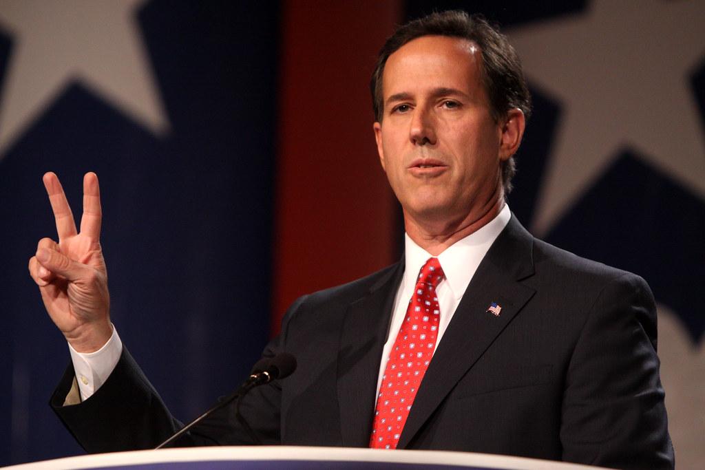 Used >> Rick Santorum | Former Senator Rick Santorum speaking at the… | Flickr