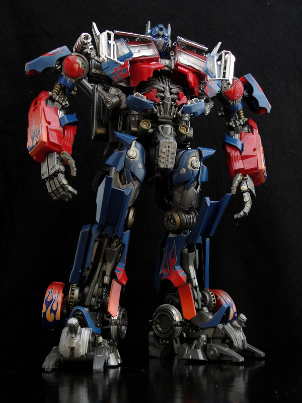 Best Used Truck >> DOTM Ultimate Jetwing Optimus Prime | Take two awesome ...