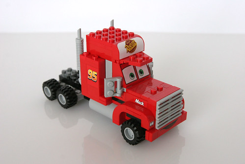 8486 Mack's Team Truck - Mack Front | by fbtb