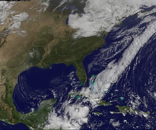 GOES-13 Satellite Reveals Active Eastern U.S. Weather | by NASA Goddard Photo and Video