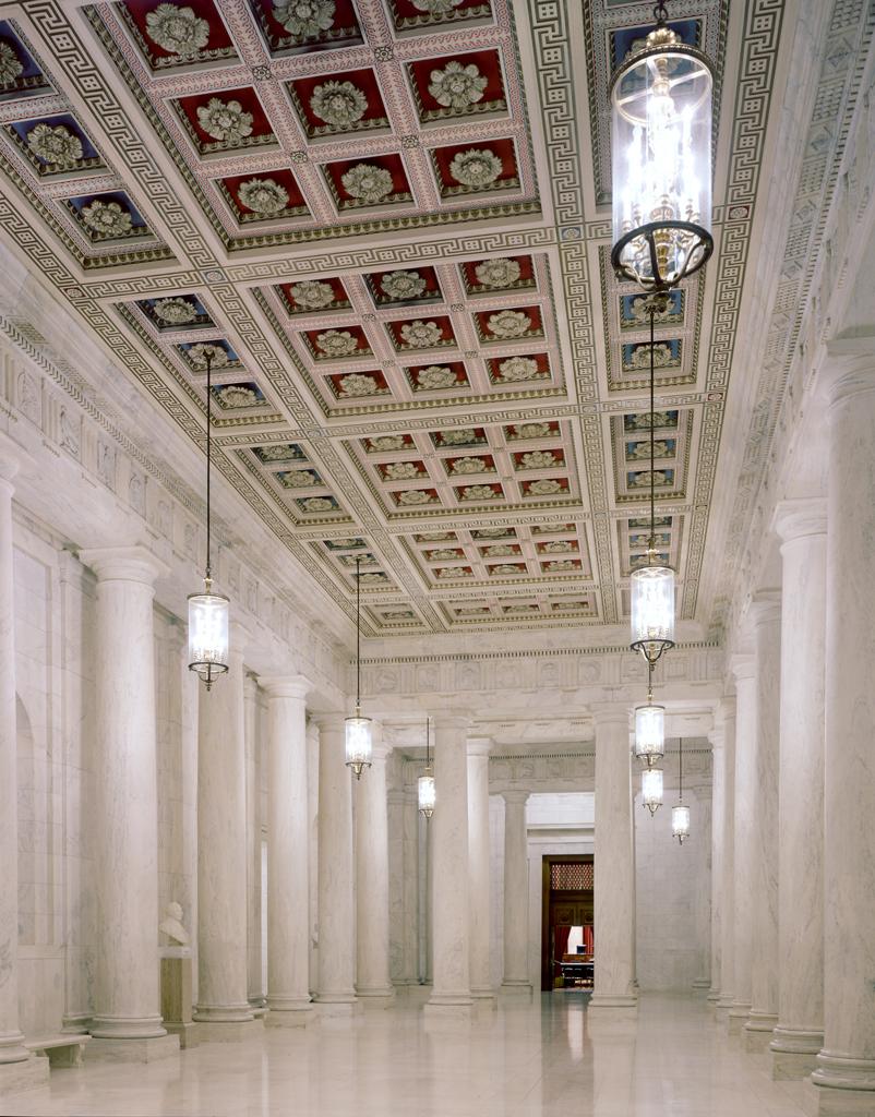 Supreme Court Building Floor Plan