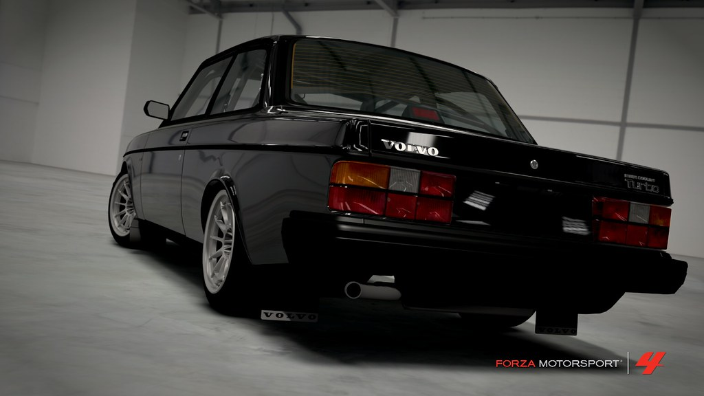 1983 Volvo 242 Turbo Evolution | i think i made this too dar… | Flickr
